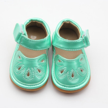 Mixcolor Baby Shoes with Sound Squeaky Shoes