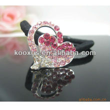 Custom elastic hair bands jewelry