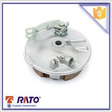 Excelente calidad y montaje de tambor de freno de motor barato para FXD