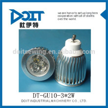 LÂMPADA LED SPOT DT-GU10-3 * 2W