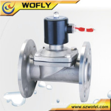 control hydraulic water drain solenoid valve