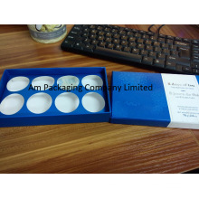 Custom Hot Stamp Rigid Packing Box for Tea