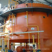 Planta da extração do óleo de soja do extrator do óleo 50t / D