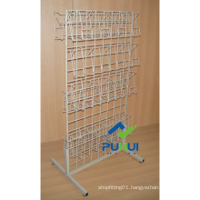 Double Sided Floor Standing DVD Display Fixture (PHYN139)