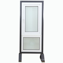 Cheap Price PVC Casement Window (C-P-P-C-W-001)