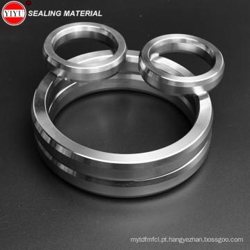 Material de aço inoxidável e anel de vedação forma R46 F51 / Ss347
