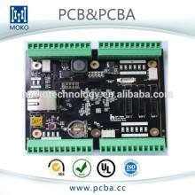 Servicio de fabricación electrónica de contrato de una parada para la placa de circuito PCBA de control de acceso