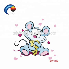 Konkurrenzfähiger Preis Cartoon CMYK Kinder Tattoo Aufkleber vom Hersteller