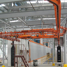 Can Customized Static Powder Coating Line