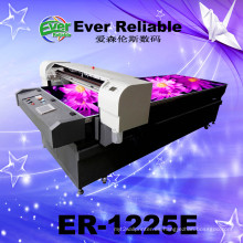 Impresora digital de bolsas de cuero planas / impresora de plástico