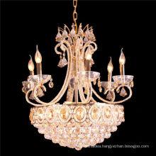 Lustres de cristal avize pendant light church chandeliers 72083
