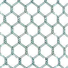 Дешевые Гальванизированное Electro Шестиугольное Плетение Провода