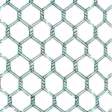 Cheap Electro Galvanized Hexagonal Wire Netting