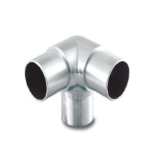 Stainless Steel Elbow for Connect Two Handrail (Handrail Fitting)