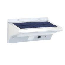 Luz LED de pared Luz solar de seguridad para exteriores