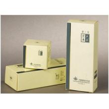 Regular Paper Box Cutomized Logo, White Card Paper Box