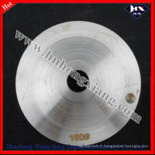 Diamond Cup Wheel pour Angle Machine