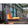 Inverted trolley type annealing furnace