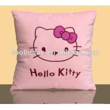 Hello Kitty Sofa Cushion Pillow Head Oficina Hold Almohada