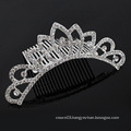 Sweet Kids Tiaras Crystal Rhinestone Crown Combs