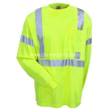 High Visibility Long Sleeve Tee Shirt