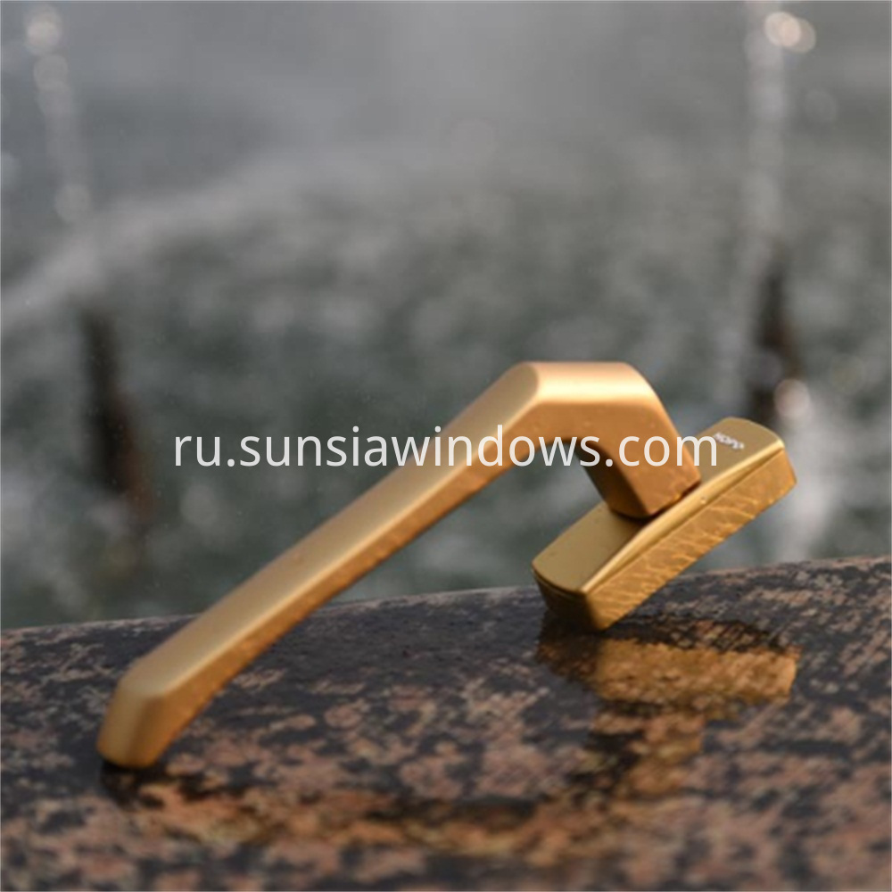 Various high quality level handle for aluminum& window