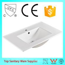 lavabos baratos del baño de la vanidad para la venta