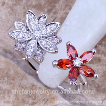 2018 высокое качество оптовая продажа Австрия женщин сертификат цветок кольцо