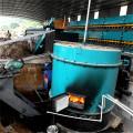 Energiesparender Walzenfurniertrockner