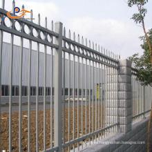 Handmade Prefabricated Wrought Iron Fence