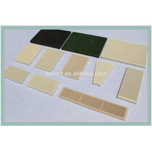 placa de cerámica infrarroja del panal para el mechero