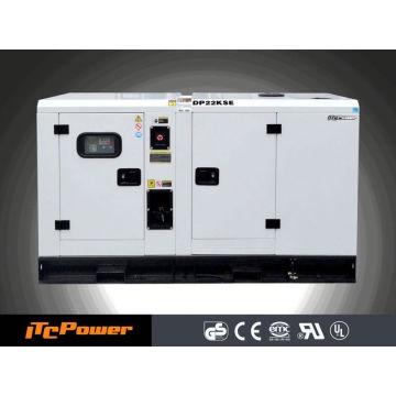 16kw water cooled engine diesel spare generator
