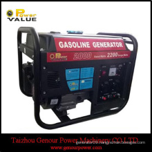 Testing Generator Electric 220v With Copper Wire Aluminum Wire Optional