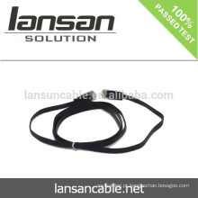 CAT6 UTP 30AWG Patch cabo em forma plana