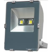 85-265V Bridgelux Chip 100W Weiß LED Outdoorfloodlight