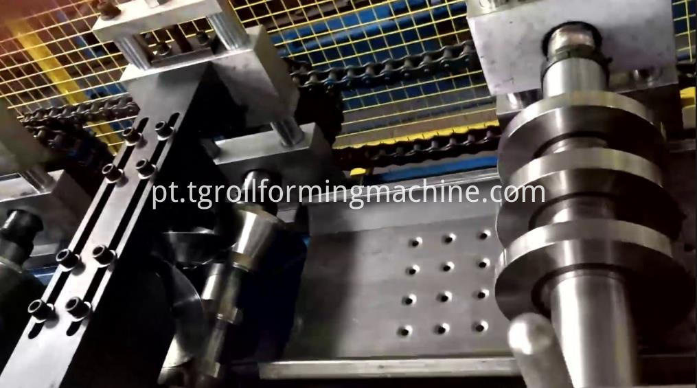 Scaffolding Making Machine