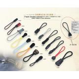 Hihg Quality Custom Plastic Zipper Pullers