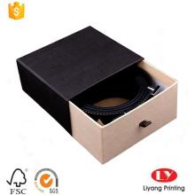 Mode Geschenk Schublade Verpackung Box für Gürtel