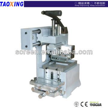 Impresora de almohadilla manual