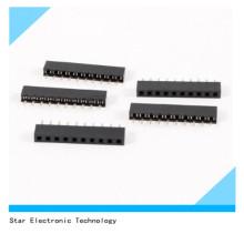 5 STÜCKE Gerade Einreihige 2mm Pitch 10 Pins Connector Buchsenleiste
