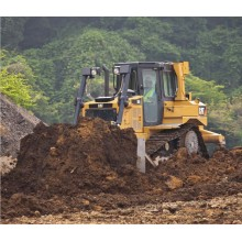Bulldozer Cat D6R Good Performance d'occasion