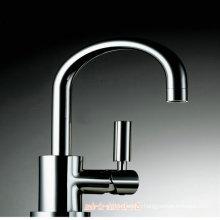 Vertical Single Handle Kitchen Faucet