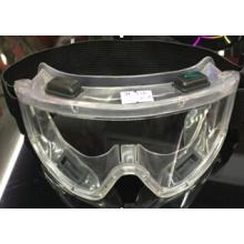 Vidro de segurança transparente para uso em solda