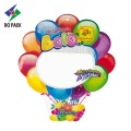 DQ Flexible packaging plastic packing for candy colorful