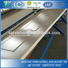 Дверь с меламиновым покрытием толщиной 44 мм