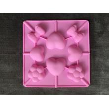 Пищевой леденец шоколадные формы мультфильм конфеты инструмент