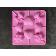 Пищевой леденец шоколадный плесень мультфильм конфеты инструмент