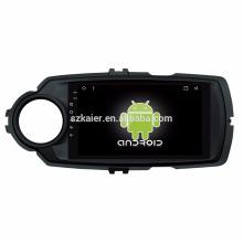 Núcleo Octa! Android 8.1 carro dvd para Yaris 2017 com 8 polegada de Tela Capacitiva / GPS / Link Espelho / DVR / TPMS / OBD2 / WIFI / 4G