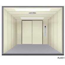 Эффективный Грузовой Лифт, Управление Vvvf