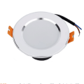 90mm cutout size dimmable led downlight